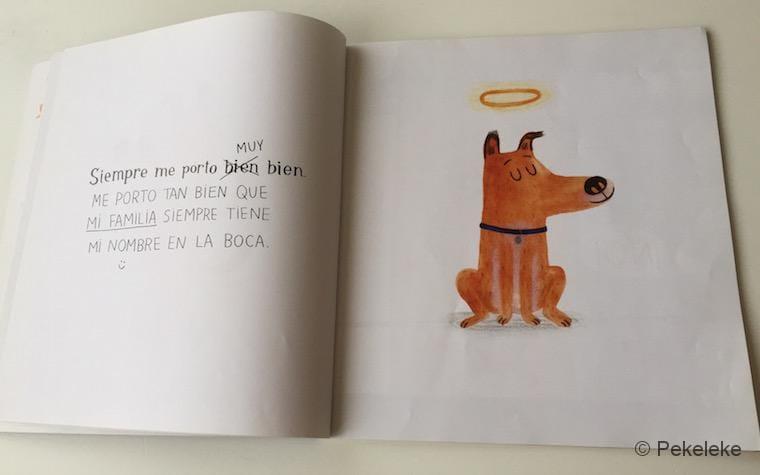 ¡NO! de Marta Altés (interior)