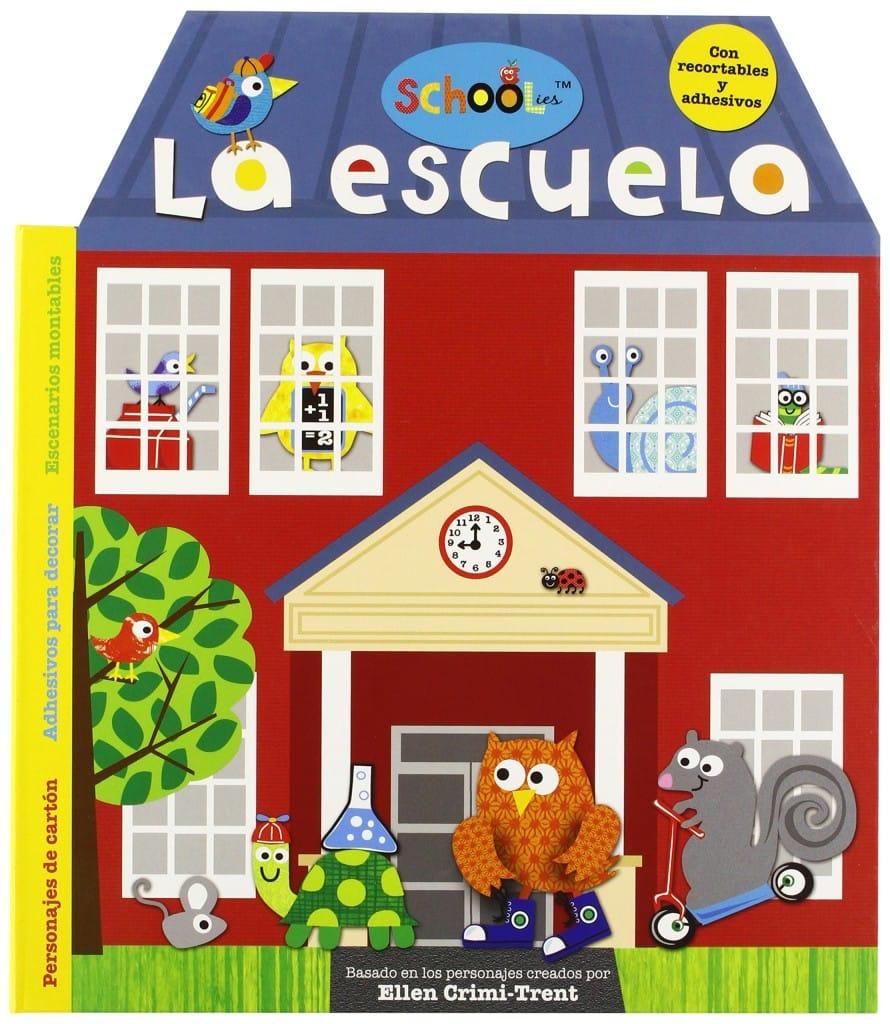 La Escuela, editorial La Galera