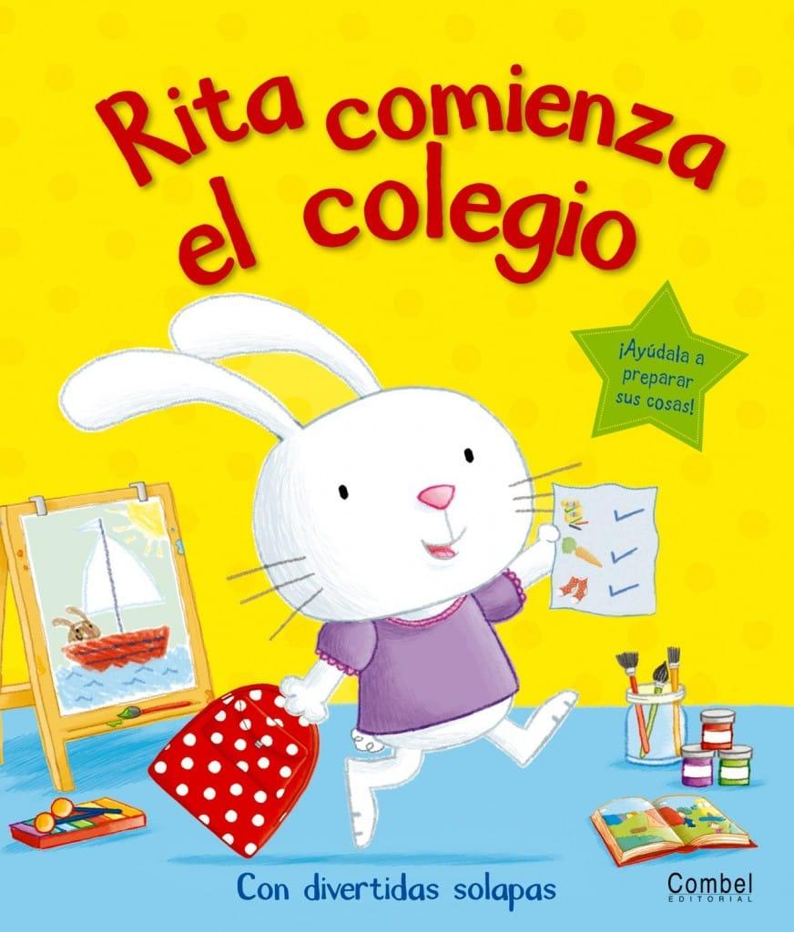 Rita comienza el colegio, Editorial Combel