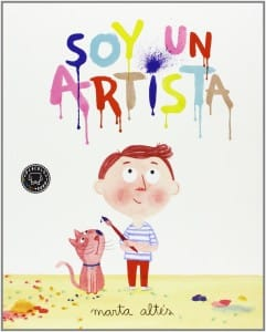 Soy un Artista, de Marta Altés