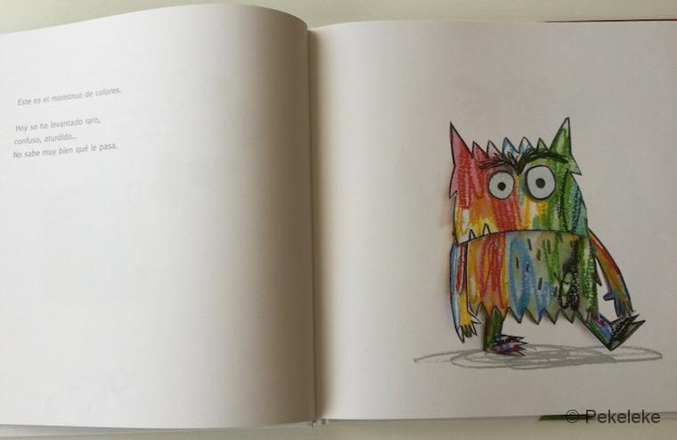 El Monstruo de Colores (interior)