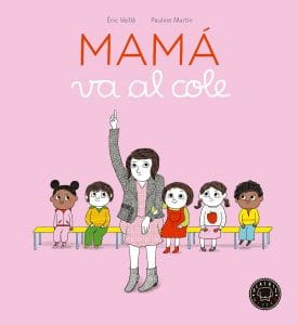 Mamá va al cole, Blackie Little Books (portada)