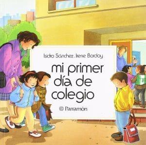 Mi primer día de colegio (portada)