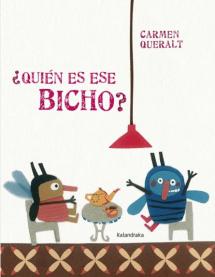 ¿Quién es ese Bicho? (portada)