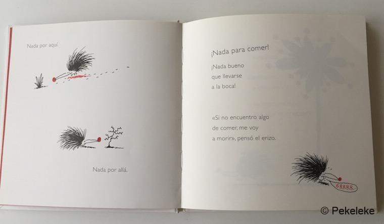 El Erizo, Gustavo Roldán (interior)
