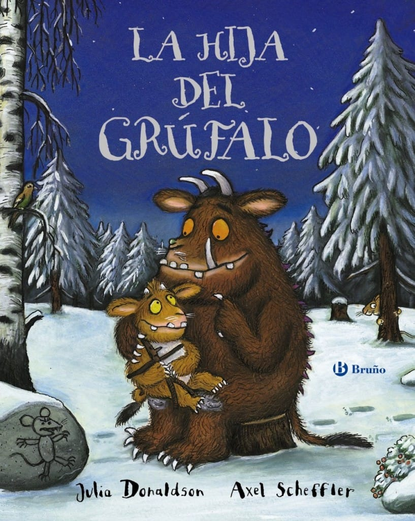 La Hija del Grúfalo (portada)