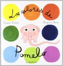 Los Colores de Pomelo (portada)