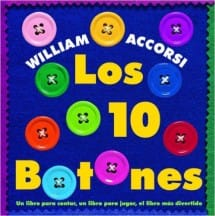 Los Diez Botones, William Accorsi (portada)