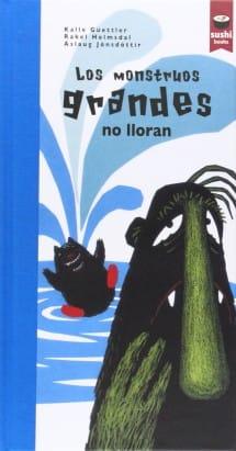 Los Monstruos Grandes no Lloran (portada)