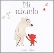 Mi Abuelo, Marta Altés (portada)
