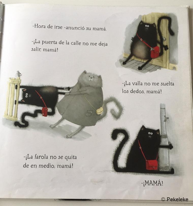 Splat el Gato (interior)