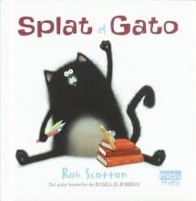 Splat el Gato, Rob Scotton (portada)
