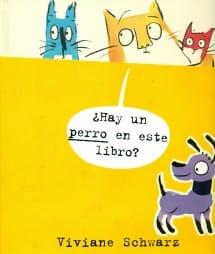 ¿Hay un perro en este libro? (portada)