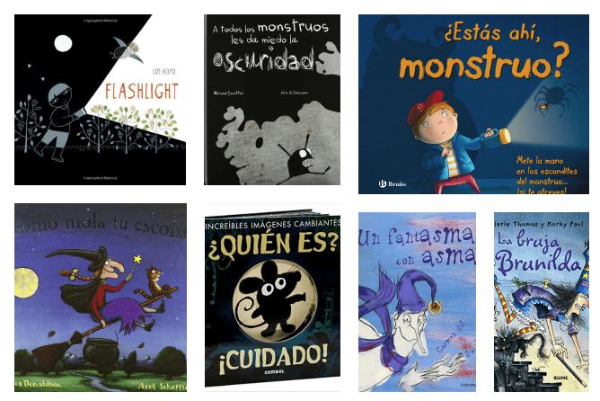 10 cuentos infantiles para leer en Halloween