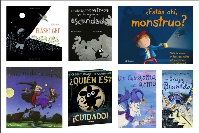 libros para ninos que tienen miedo