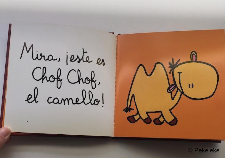 Chof Chof el Camello (interior)
