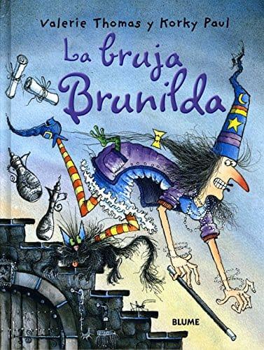 La Bruja Brunilda (portada)