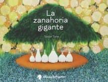 La Zanahoria Gigante (portada)