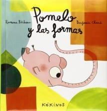Pomelo y las Formas (portada)