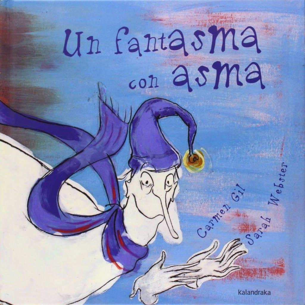 Un fantasma con asma (portada)