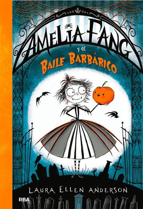 Amelia Fang y el baile barbárico (portada)