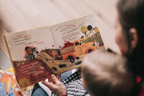 Beneficios de leer cuentos a los bebés
