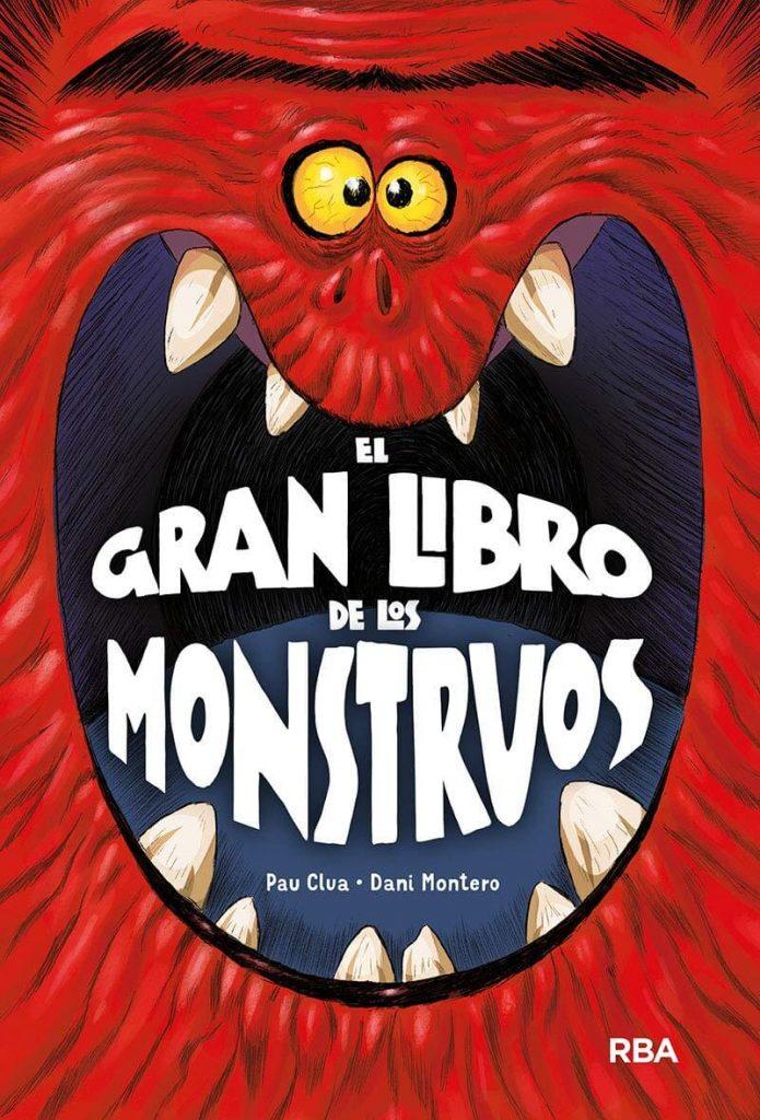 El gran libro de los monstruos (portada)