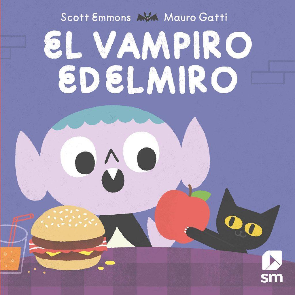 El vampiro Edelmiro (portada)