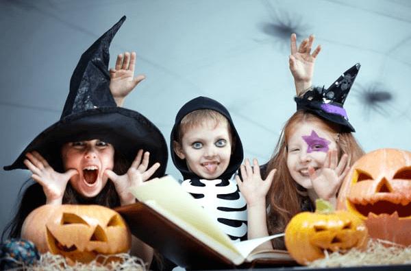 Libros y cuentos de Halloween para niños