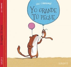 Yo Grande Tu Peque (portada)