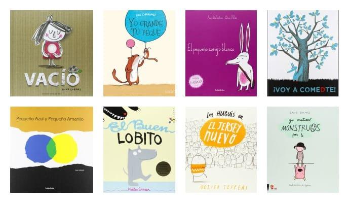 15 álbumes ilustrados fantásticos para regalar en Navidad