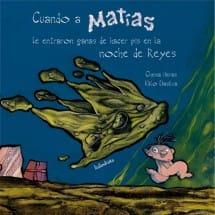 Cuando a Matías le entraron ganas de hacer pis en la noche de Reyes (portada)