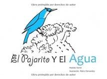 El Pajarito y el Agua (portada)