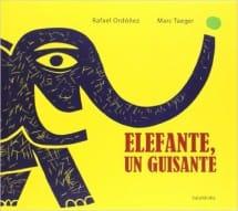 Elefante, Un Guisante (portada)