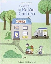 La Ruta del Ratón Cartero (portada)