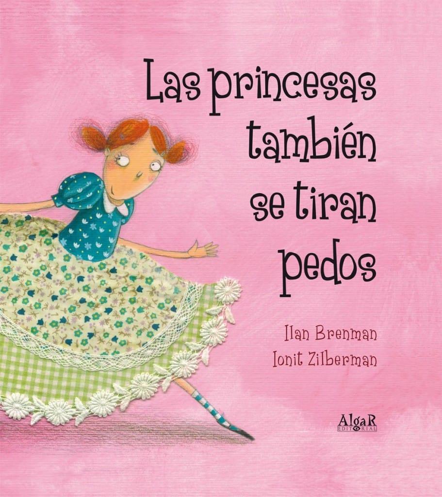 Las Princesas también se tiran Pedos (portada)