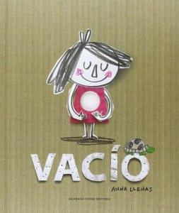 Vacío (portada)