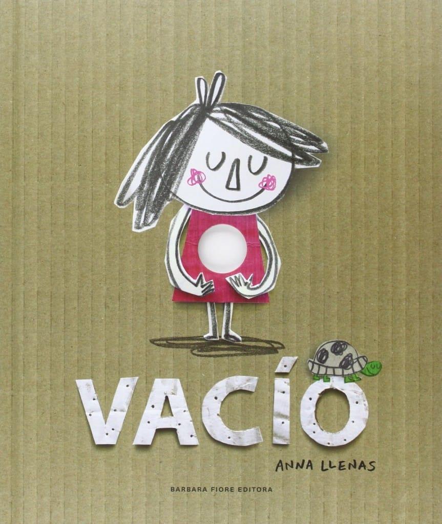 Vacío - Anna Llenas (portada) | Pekeleke