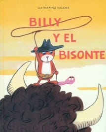 Billy y el Bisonte (portada)