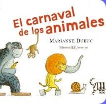El Carnaval de los Animales (portada)