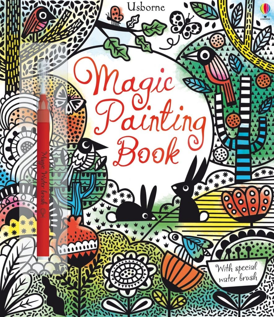 Magic Painting Usborne (portada)