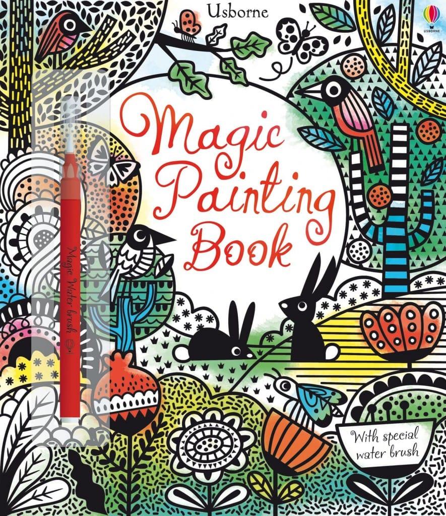 Magic Painting Usborne (portada)