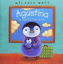 Agustina se muda al Polo Norte (portada)