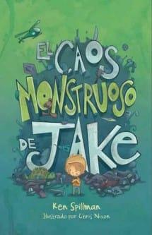 El Caos Monstruoso de Jake (portada)
