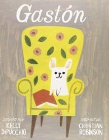 Gastón (portada)