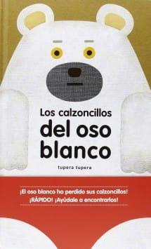 Los Calzoncillos del Oso Blanco (portada)