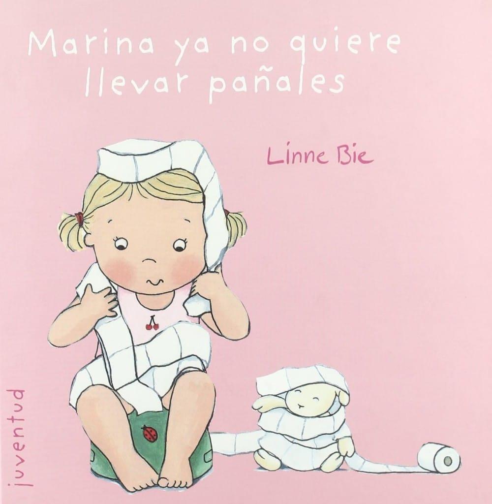 Marina ya no quiere llevar pañales (portada)
