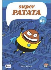 Súper Patata - Tomo 1 (portada)