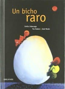 Un Bicho Raro (portada)