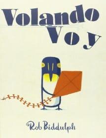 Volando Voy (portada)